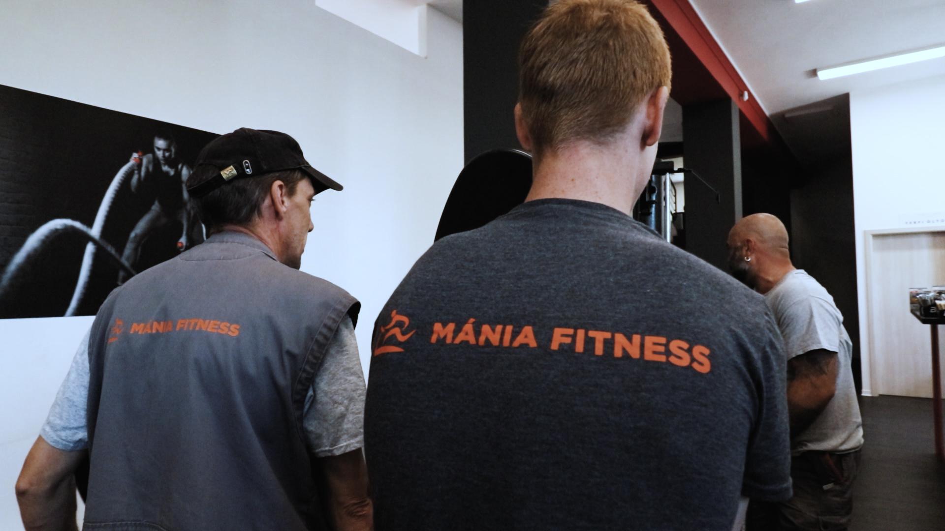 Power Gym Fitness - Géppark fejlesztés - 7