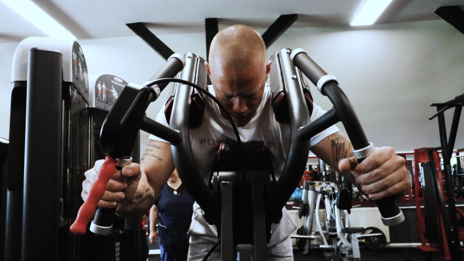 Power Gym Fitness - Géppark fejlesztés - 9