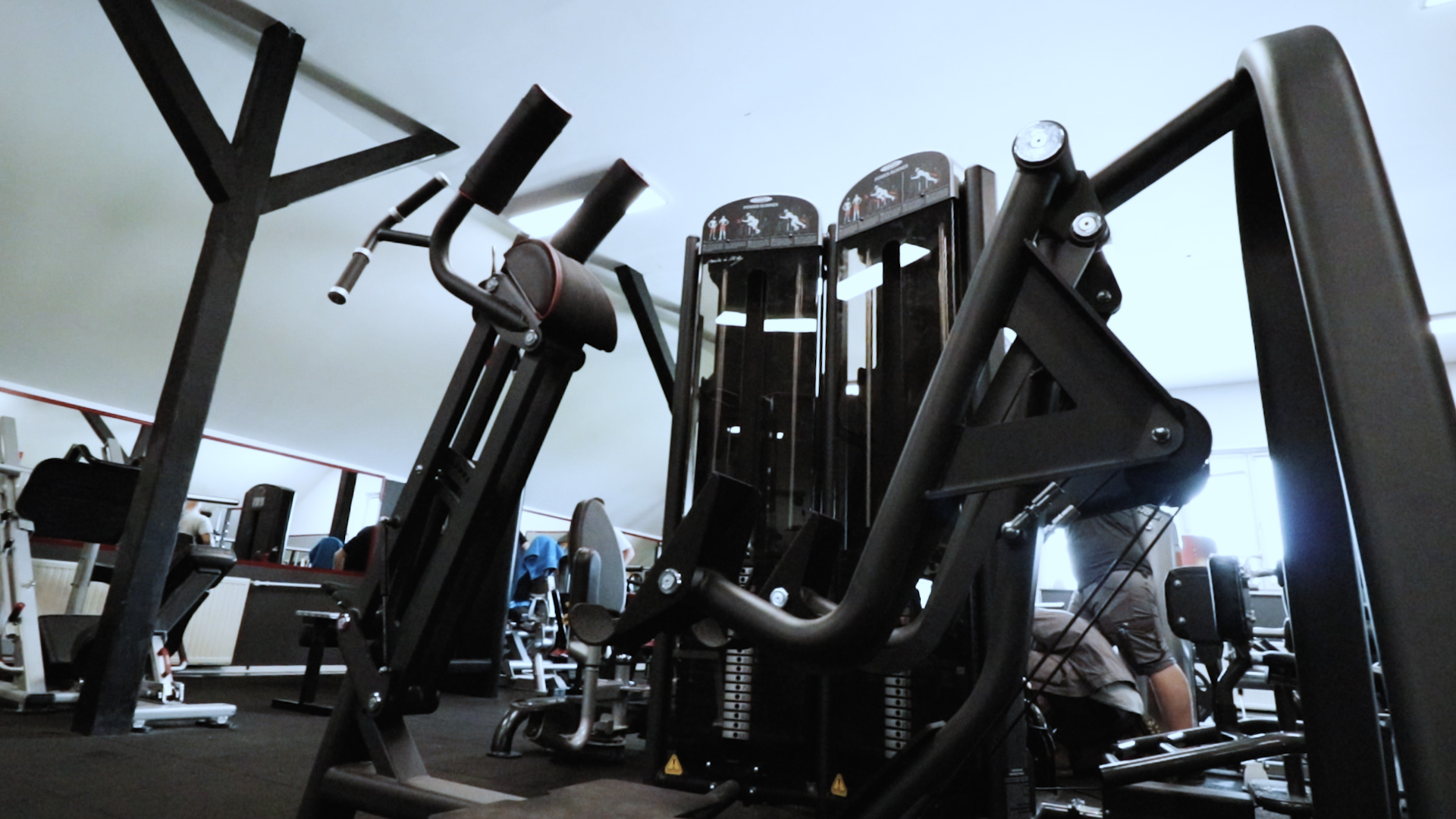 Power Gym Fitness - Géppark fejlesztés - 10