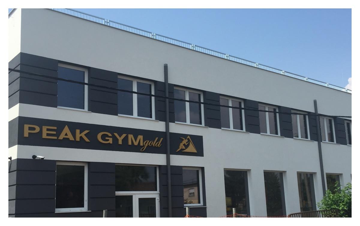 Peak Gym – Gold