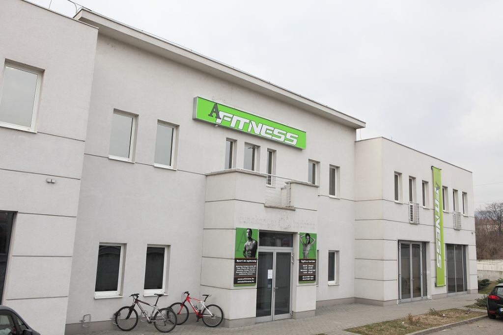A Fitness – Vác