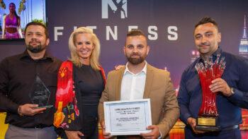 Európa legjobb fitnessterme lett az M1 Fitness Miskolc