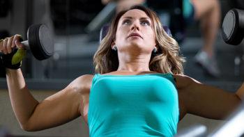 Súlyzós edzés nőknek? – 5+1 szuper érv, amivel ráveheted a női vendégeidet, hogy ezt a mozgásformát válasszák