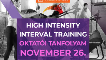 StairMaster HIIT High Intensity Interval Training