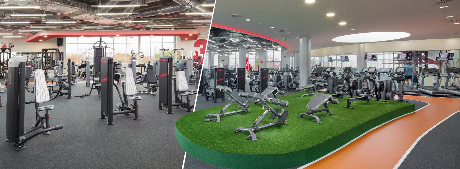 Victory Fitness Ázsia Center