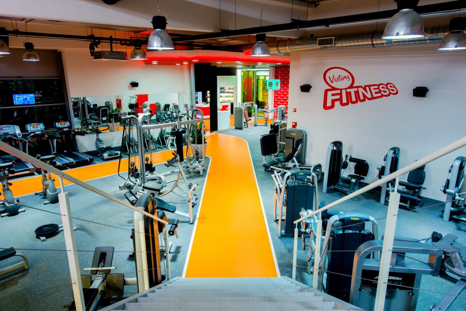 Victory Fitness – Újpest