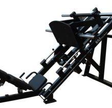 45 Degree Leg Press – Presa Picioare 45 de grade - Hammer Plate Loaded