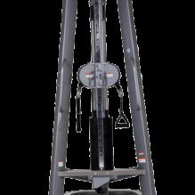ADJUSTABLE TOWER PULLEY SYSTEM- FREE STANDING- Szabályozható csiga rendszer- Szabadon álló - Nautilus Freedom Trainer