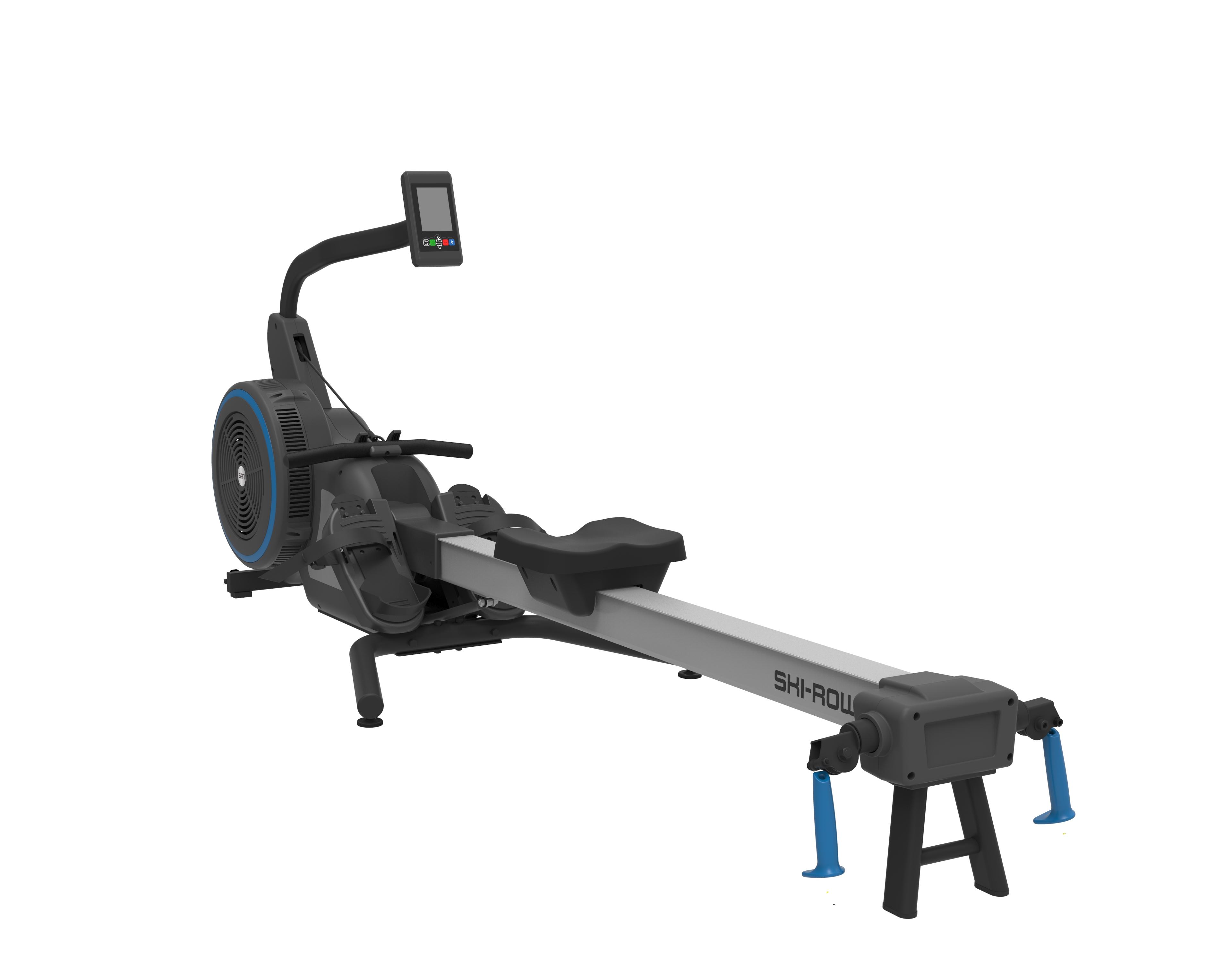 Impulse HSR007 Ski & Row Multiple Training Machine – Multifunkcionális Evezőpad - Impulse HIIT