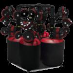 BOXMASTER® QUAD – Négyes Boxtorony - 1