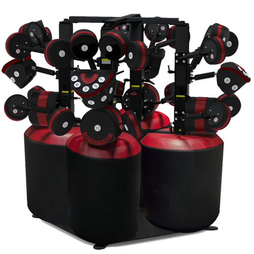 BOXMASTER® QUAD – Négyes Boxtorony - StairMaster BoxMaster