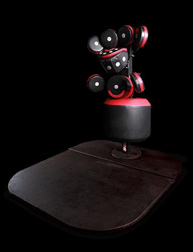 BOXMASTER® TOWER WITH BASE – Boxtorony alappal - StairMaster BoxMaster