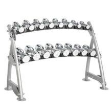 2-Tier Beauty Bell Rack - Hoist CF