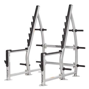 Squat Rack – Súlytartó állvány és keret - Hoist CF