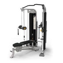 Dual Adjustable Pulley – Dupla állítható csigás torony - Impulse Strength - Encore