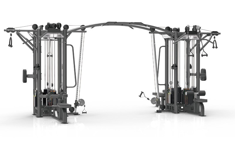 8 Stack Multi-Station – 8 állású torony - Impulse Strength - IT93