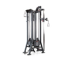 4-Station Multi Gym – Több funkciós 4 oldalú torony - Panatta Fitevo