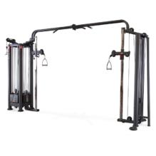 4 Station Multi Gym + Adjustable Cable Station with bar – 5 állású torony - Panatta Sec