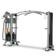 4-Station Multi Gym+Cable Station with Bar – 4 állású torony - Panatta XP Lux