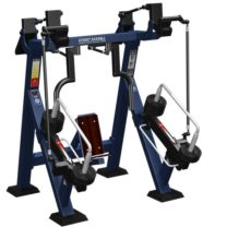 Butterfly in Sitting Position with Variable Load - Street Barbell Line Equipment