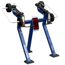 BENCH PRESS IN STANDING POSITION  WITH VARIABLE LOAD - Street Barbell Line