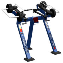 TRICEPS IN STANDING POSITION WITH VARIABLE LOAD - Street Barbell Line